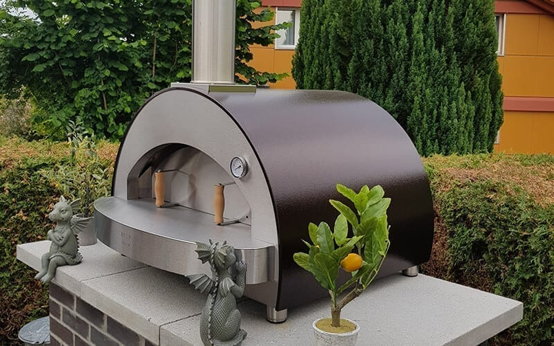 Alfa 4 Pizze Wood Fired Oven Pizza Ovens Australia