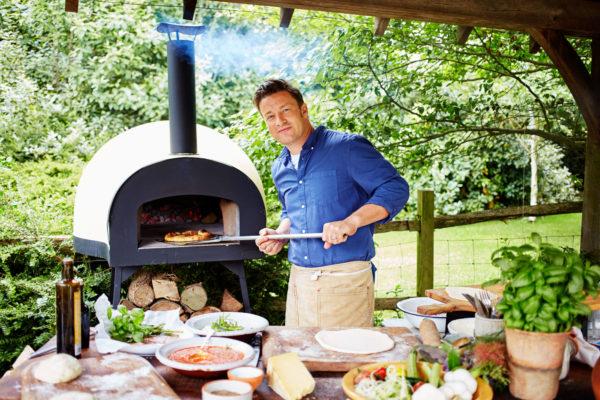 Jamie Oliver Pizza Oven Dome80