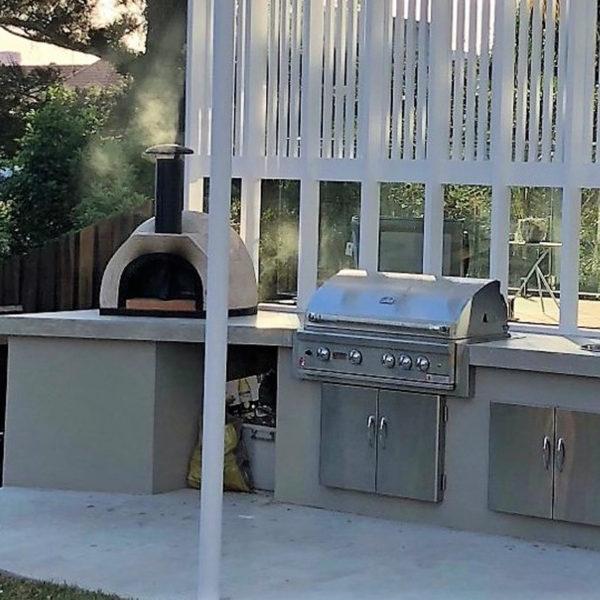 RUS60 Pizza Oven
