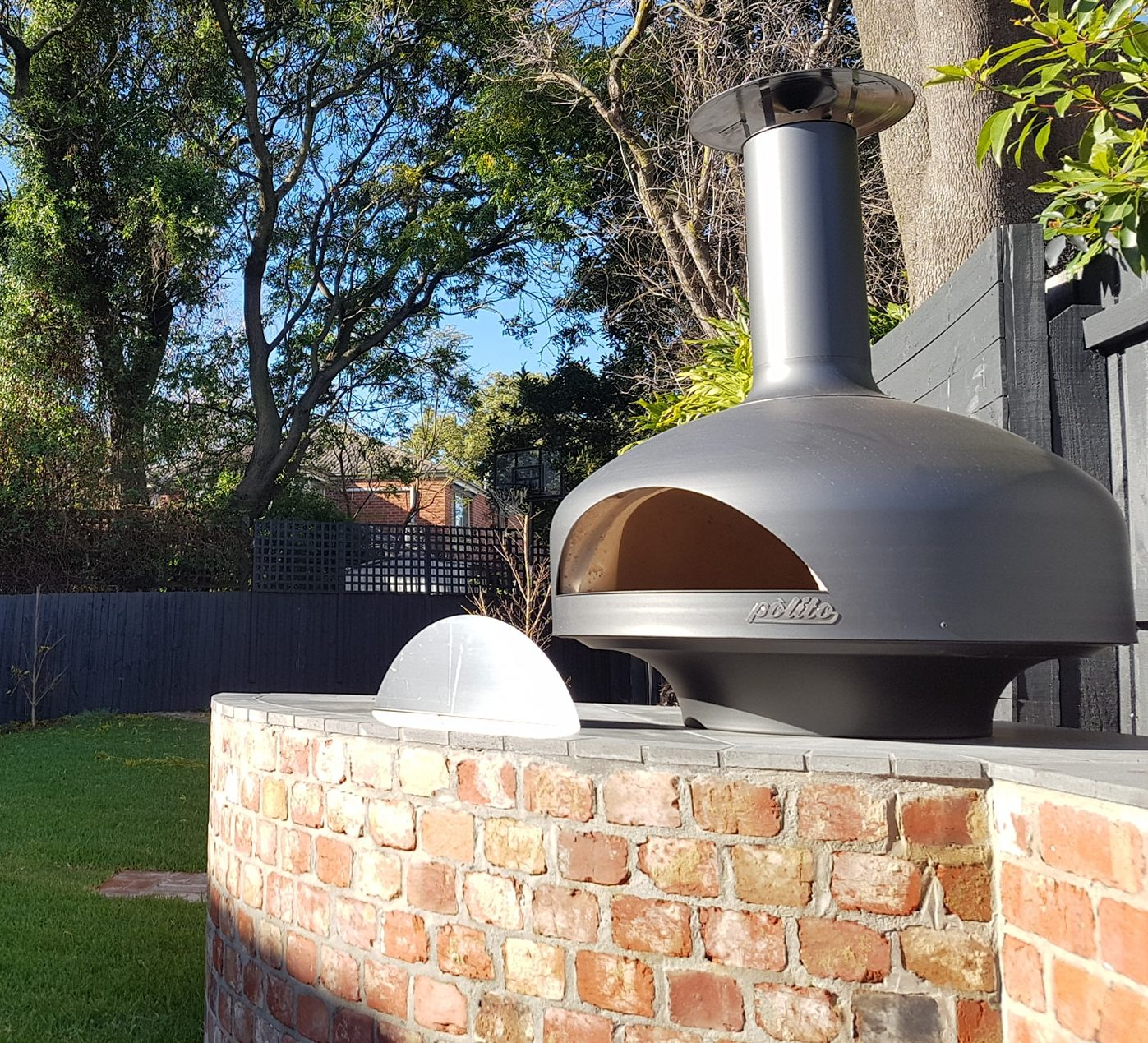 Giotto Benchtop Wood Fired Pizza Oven Pizza Ovens Australia Wide Range Of Pizza Ovens